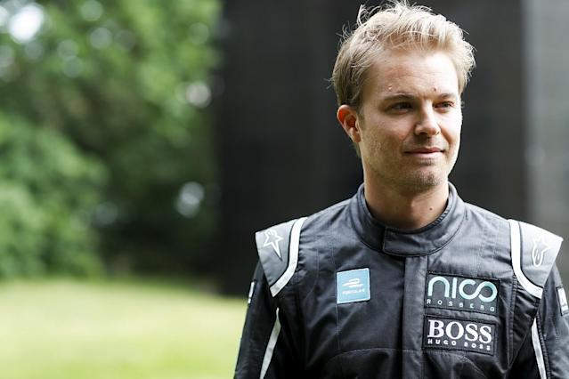 One-time Formula 1 champion Nico Rosberg says it is unlikely he would choose to become the team principal of a Formula E team in the future