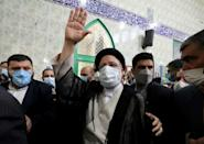 Ultraconservative cleric Ebrahim Raisi had been seen as all but certain to emerge victorious in Iran's presidential election