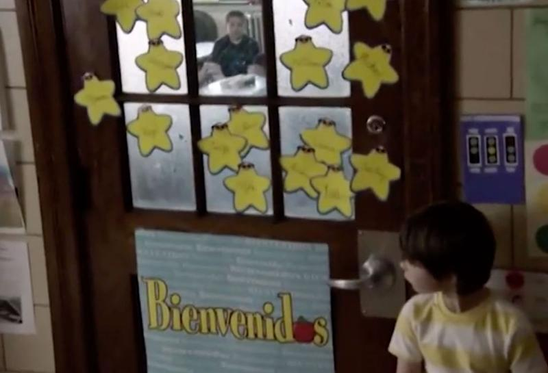 A US ad campaign draws attention to 'allergy bullies'. Photo: 7 News