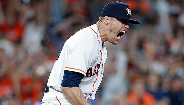 Astros send struggling reliever Ken Giles to Triple-A