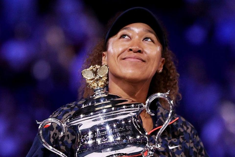 Naomi Osaka has taken several breaks from tennis this year (REUTERS)