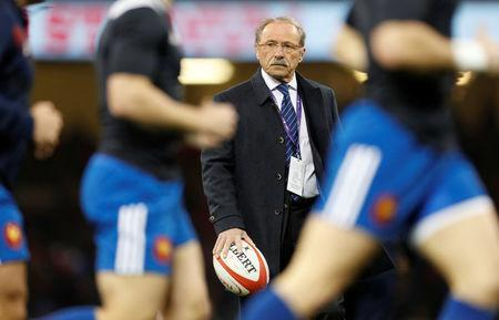 Rugby Union - Six Nations Championship - Wales vs France - Principality Stadium, Cardiff, Britain - March 17, 2018 France head coach Jacques Brunel before the match Action Images via Reuters/Paul Childs