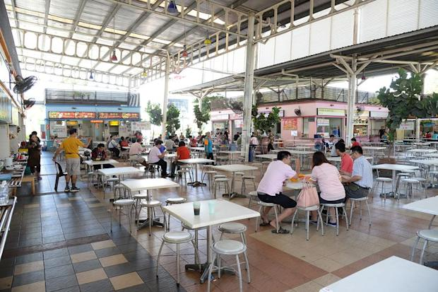 Business has been slow at the New World Park hawker centre in recent years.
