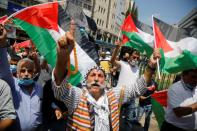 Protests against UAE's deal with Israel to normalise relations