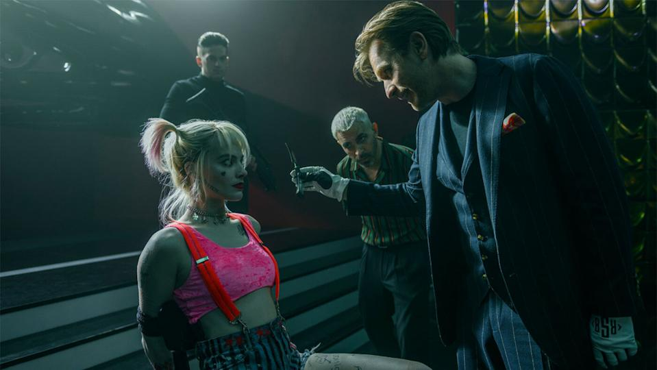 Although its theatrical run was curtailed by the pandemic, the female-led DC spin-off film proved popular online thanks to a sparky lead performance by Margot Robbie as Harley Quinn.