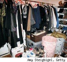Spring cleaning tips to empty your closet, fill your wallet