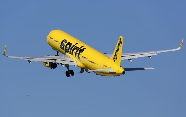 Spirit Airlines Save Expects Q4 Load Factor At Around 70