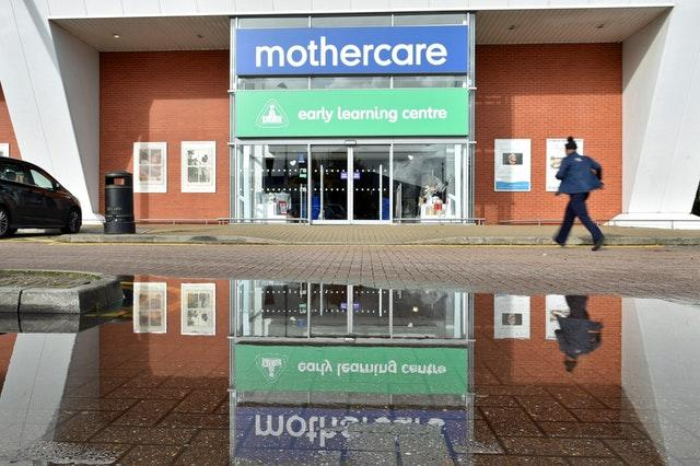 Mothercare announces plans for administration