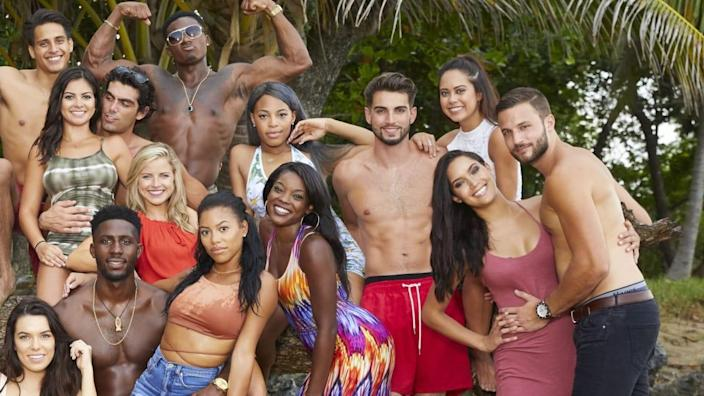 The Season 5 cast of MTV's Are you the One? MTV