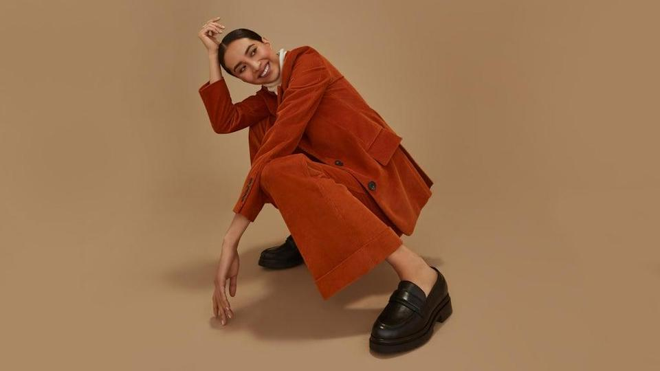 Chunky loafers are on trend for autumn (Dune/PA)