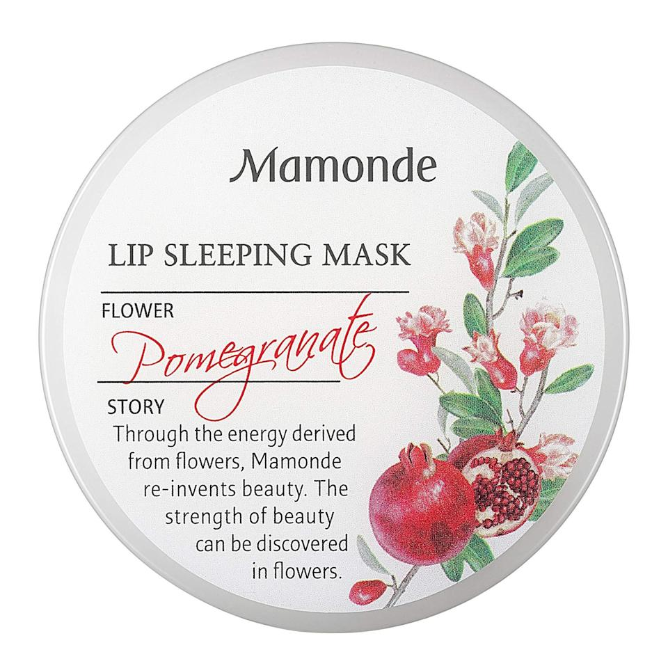 "<br><br><strong>Mamonde</strong> Lip Sleeping Mask Overnight Balm, $, available at <a href=""https://amzn.to/2Q7hzSN"" rel=""nofollow noopener"" target=""_blank"" data-ylk=""slk:Amazon"" class=""link rapid-noclick-resp"">Amazon</a>"