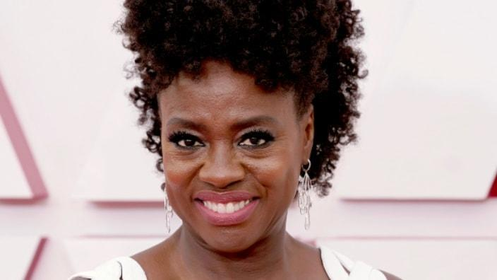 Acclaimed actress Viola Davis attends the 93rd Annual Academy Awards at Union Station in April in Los Angeles. (Photo by Chris Pizzello-Pool/Getty Images)