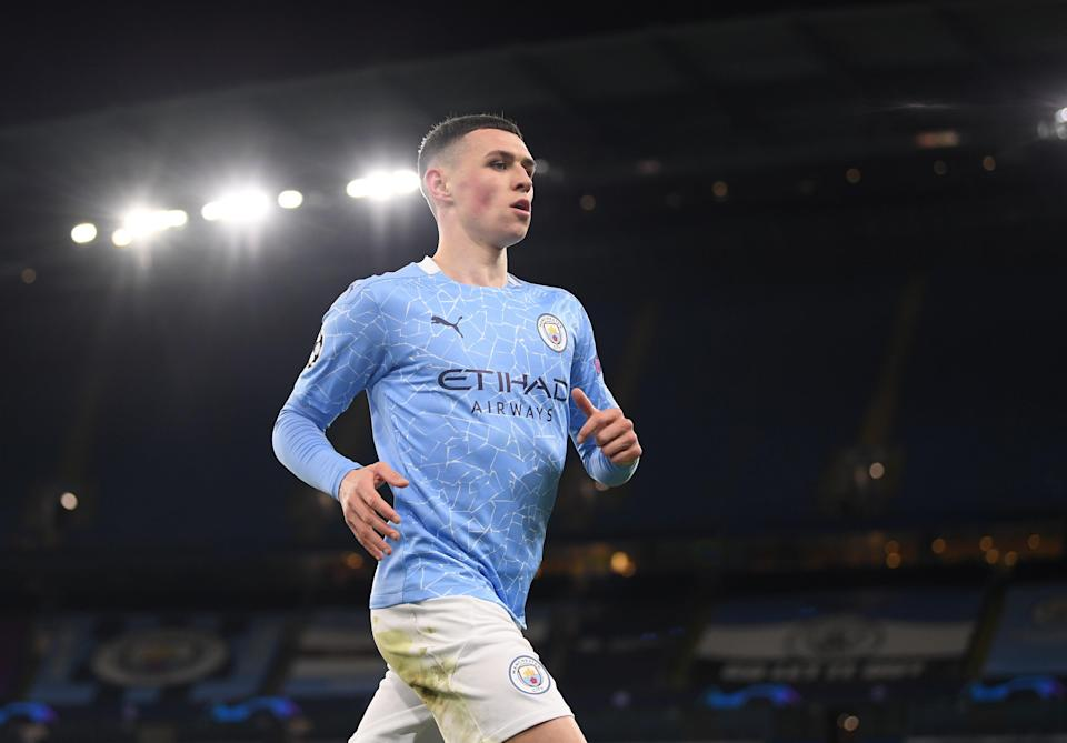 <p>Phil Foden was decisive in City's Champions League win over Dortmund</p> (Getty Images)