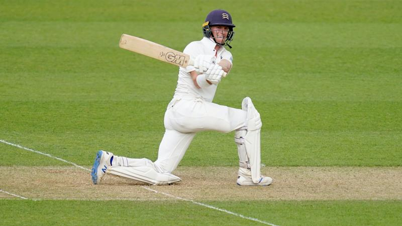 Nick Gubbins shines for Middlesex against Surrey