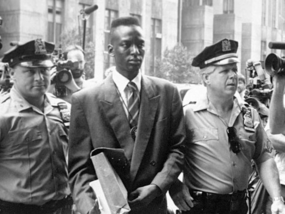 One of the original Central Park Five members falsely accused of raping a jogger in the New York park