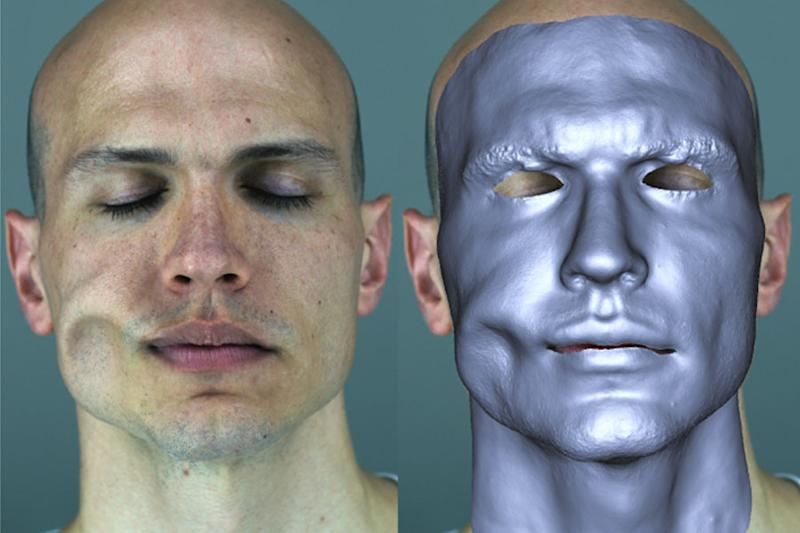Disney Research develops method to capture 3D facial performances with a single camera