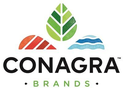 Conagra Brands, Inc., headquartered in Chicago, is one of North America's leading branded food companies. (PRNewsfoto/Conagra Brands)