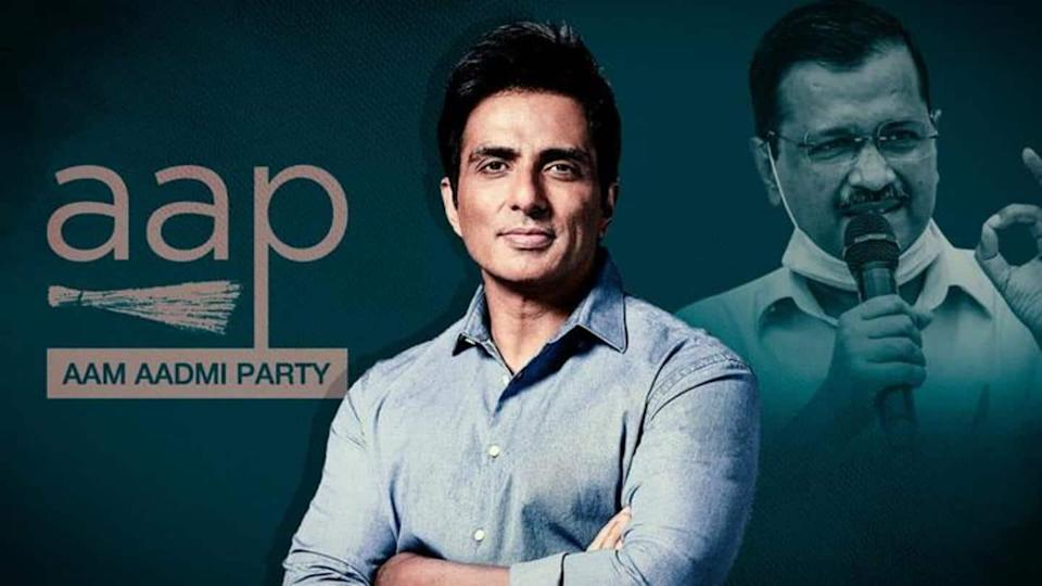 Sonu Sood to be face of Delhi government