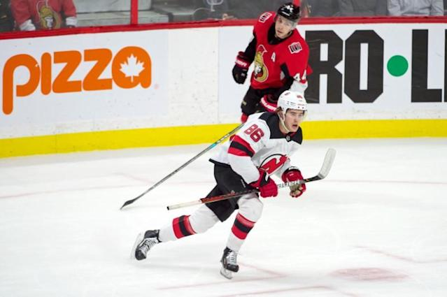 NHL: New Jersey Devils at Ottawa Senators