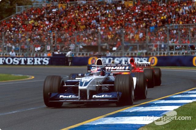 "Juan Pablo Montoya <span class=""copyright"">Williams F1</span>"