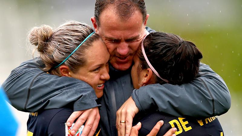 Matildas coach Alen Stajcic sacked just months before Women's World Cup