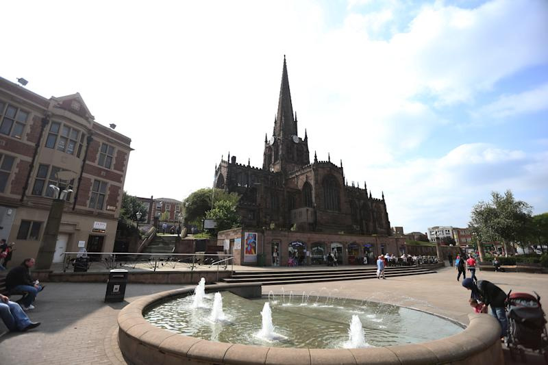 Rotherham Minster as a report by Professor Alexis Jay that outlined details of exploitation over a 16-year period of girls who were raped, trafficked, threatened with extreme violence and ignored by the statutory authorities in Rotherham.
