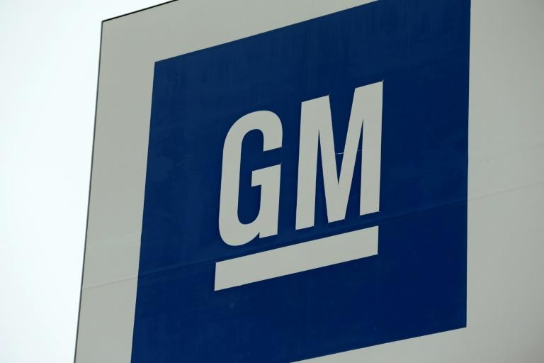 General Motors reported a fourth-quarter loss due to a lengthy labor strike in the United States, while projecting lower 2020 industrywide sales in the US and China (AFP Photo/JEFF KOWALSKY)