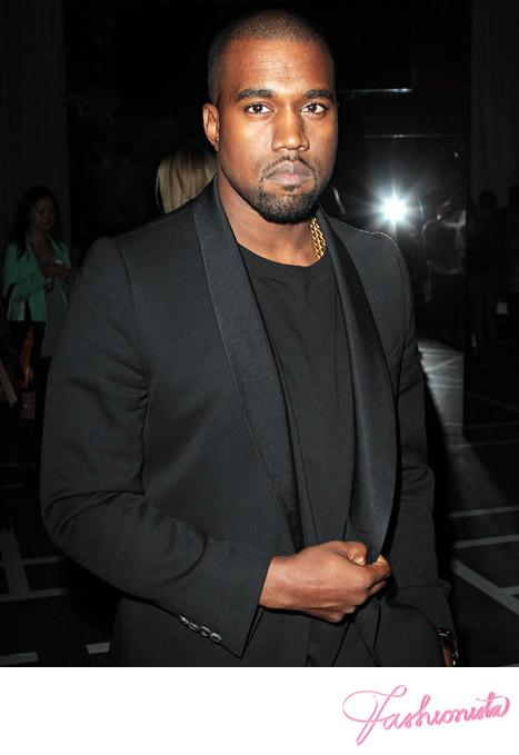 """Kanye West Says He's """"Number-One Living Rock Star,"""" Talks Fashion Feud"""