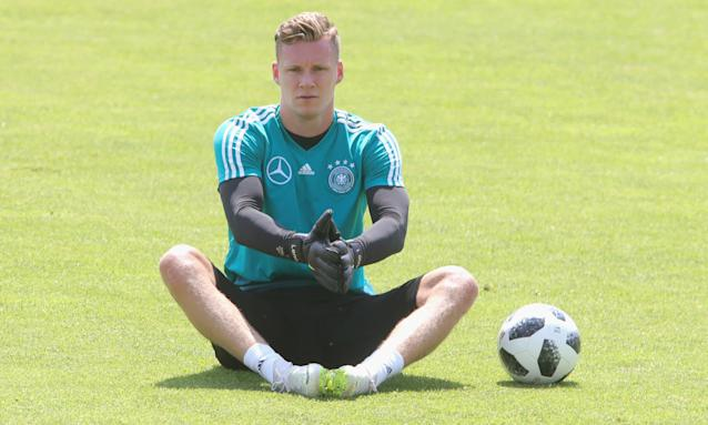 Bernd Leno was left out of Germany's squad for the 2018 World Cup.