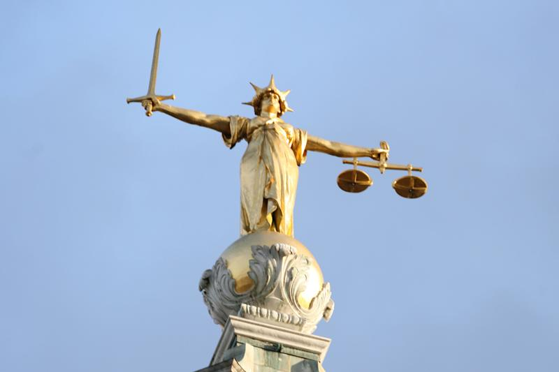 Justice: Gilchrist was sentenced at the Old Bailey: John Linwood/Creative Commons licence CC BY-ND 2.0