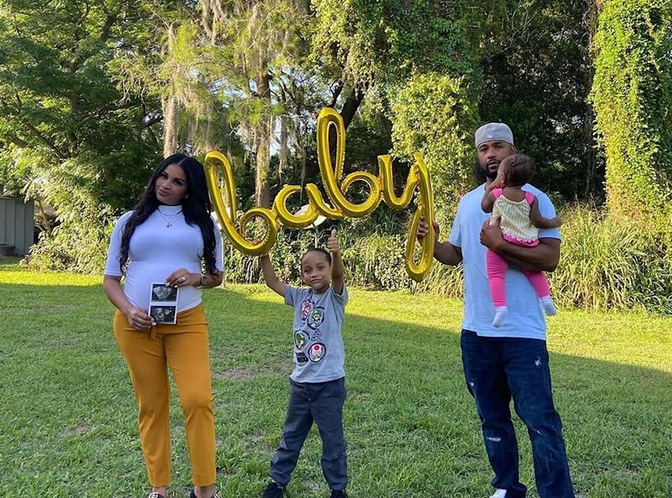Anny Francisco, Robert Springs, Pregnant, Family, 90 Day Fiance