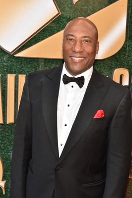Byron Allen, Founder/Chairman/CEO of Entertainment Studios/Allen Media Group