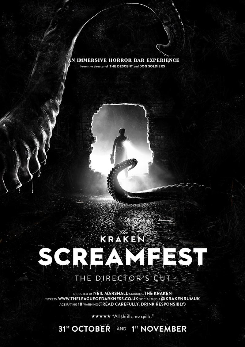 Kraken Screamfest