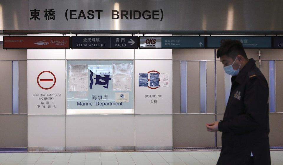 Hong Kong has looked to Macau for clues as to the requirements for reopening the border. Photo: Nora Tam