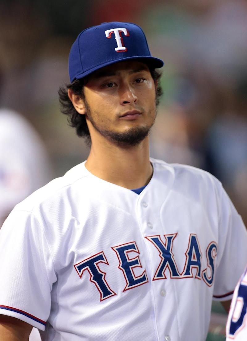 Baseball - Japanese hurler Darvish on disabled list