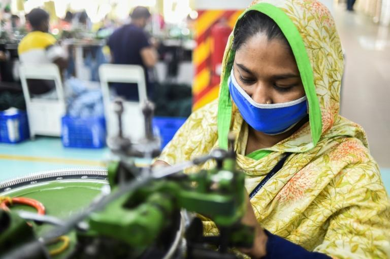 Ruma is part of a three-million-strong army of garment workers who have turned Bangladesh into the world's second-largest clothing exporter
