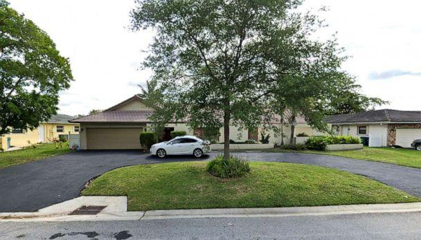 PHOTO: 1659 NW 100th Drive, in Coral Springs, Florida. (Google Maps Street View )