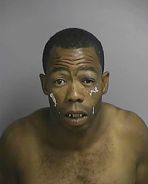 Ricardo Williams, age 31, arrested for aggravated assault with intent to commit felony.