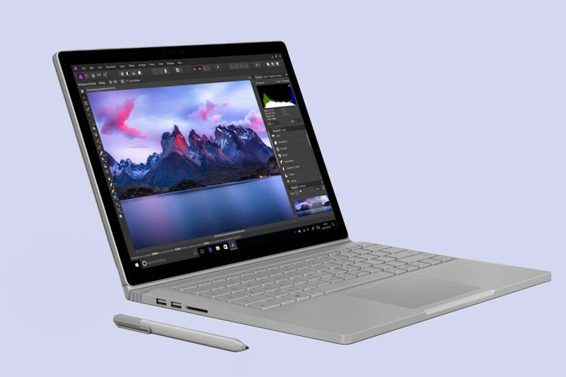 The Photoshop competitor that earned Apple's App of the Year is on Windows