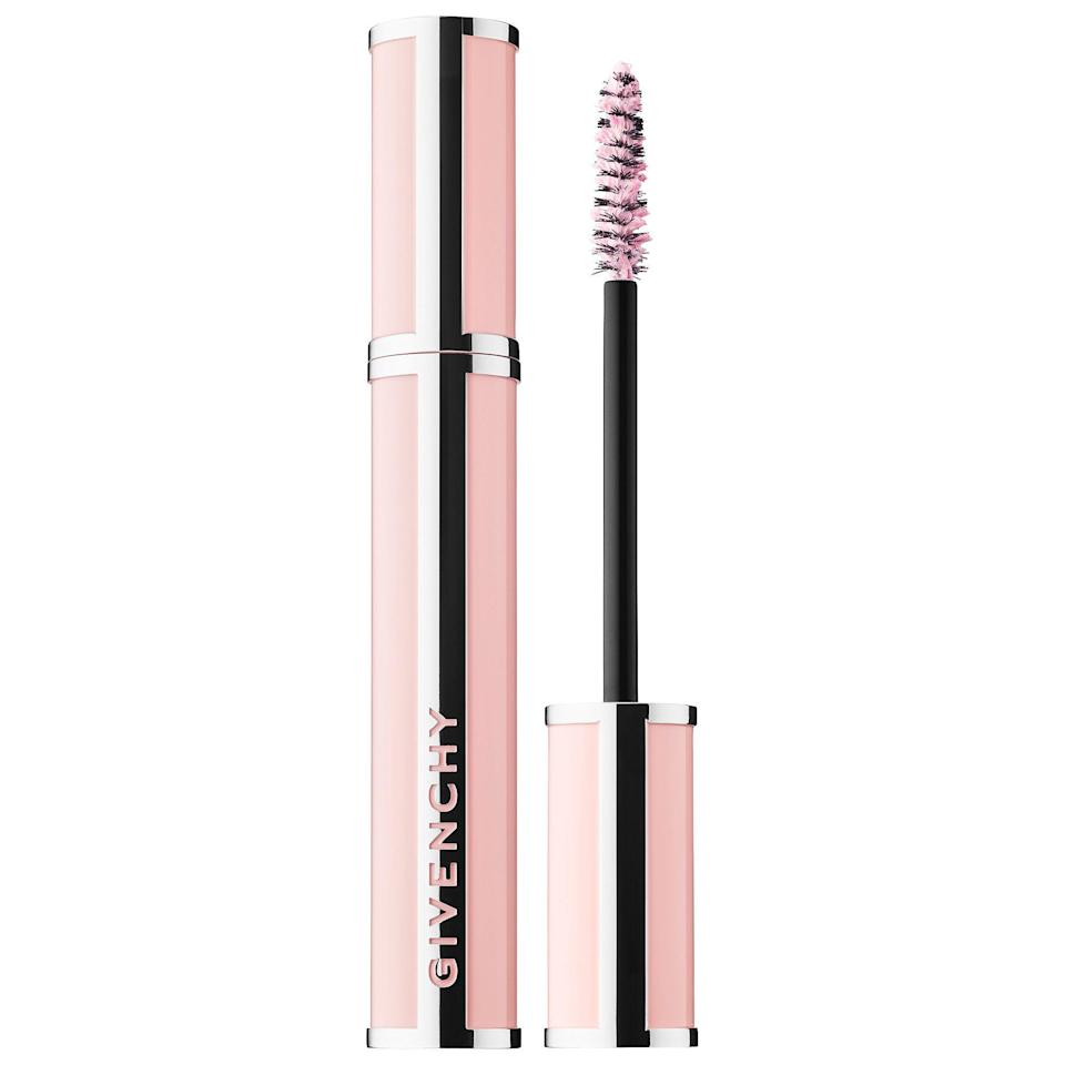 """<p>There's nothing gimmicky about this petal pink lash primer. Layer it on before sweeping your blackest mascara through your lashes for a dramatic look that won't flake all night.</p><p><strong>Givenchy</strong> Base Mascara Perfecto, $29, available at <a href=""""http://www.sephora.com/base-mascara-perfecto-P420902?skuId=1968445&icid2=just%20arrived:p420902"""" rel=""""nofollow noopener"""" target=""""_blank"""" data-ylk=""""slk:Sephora"""" class=""""link rapid-noclick-resp"""">Sephora</a>.</p>"""