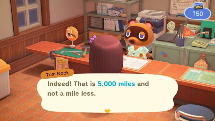 Animal Crossing Tom Nook 1