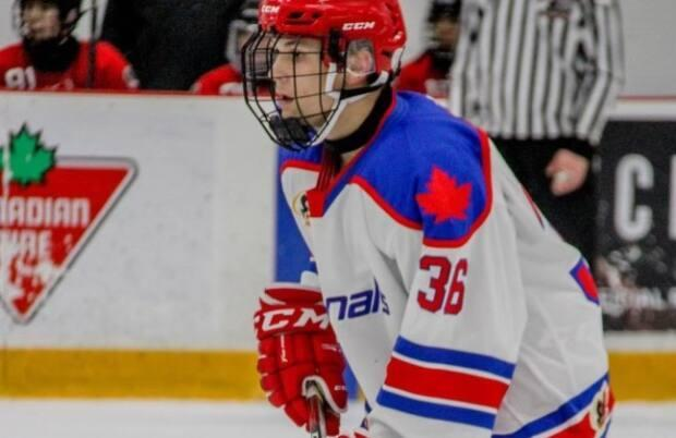 Jonathan Melee played about 20 games for the Rockland Nationals rather than join the OHL team that drafted him.