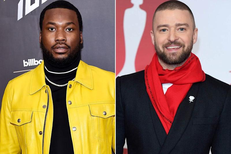 Meek Mill, Justin Timberlake | Getty Images; Karwai Tang/WireImage