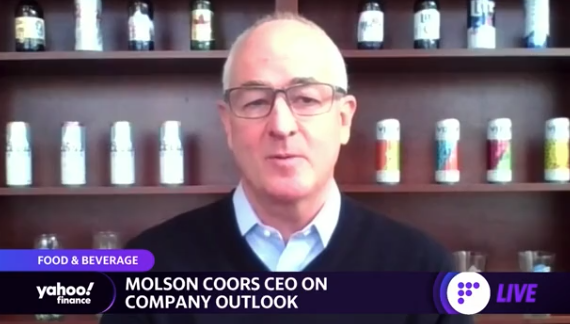 Molson Coors CEO Hattersley on the company's outlook.