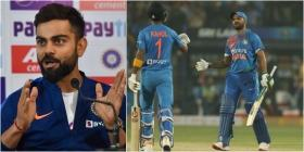 Kohli willing to do a Dhoni and drop down order to accommodate teammates
