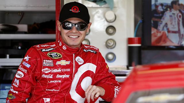 For the second week in a row, Kyle Larson will lead the field of 38 to the green flag in Sunday's Toyota/Save Mart 350.
