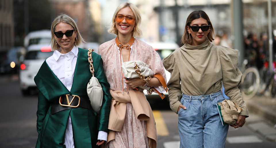 Fall shopping starts now: snag these 11 wardrobe essentials from the Nordstrom Canada Anniversary Sale before they sell out (Photo via Getty Images)