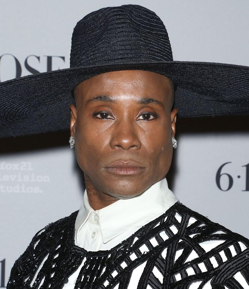 <p><strong>The Nom:</strong> Outstanding Lead Actor in a Drama Series</p><p>Billy Porter has gone from a marquee name on Broadway to a primetime mainstay. His thrilling and charismatic performance as the <em>Pose </em>emcee Pray Tell has catapulted him, and the show, into the spotlight.  </p>