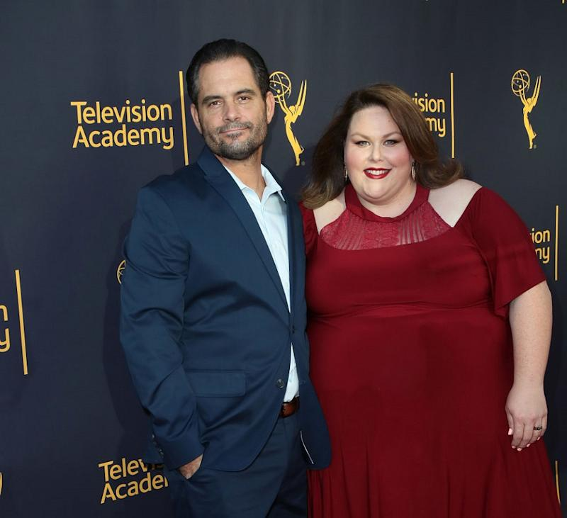 Chrissy Metz opened up about the struggles of dating a