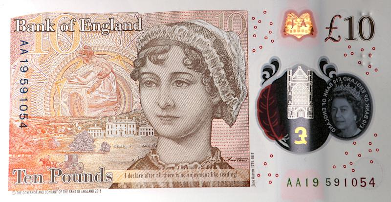 <strong>The old £10 note has been replaced by a polymer version</strong> (PA Archive/PA Images)